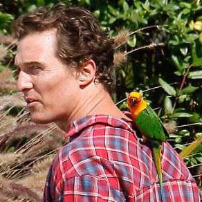Celebrity MatthewMcConaughey