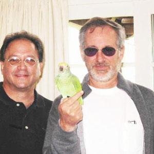 Celebrity Steven Spielberg Blanche