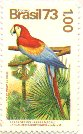 stamp Macaw3