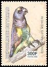 stamp Poicephalus